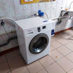 стиральная машина с купюроприемником