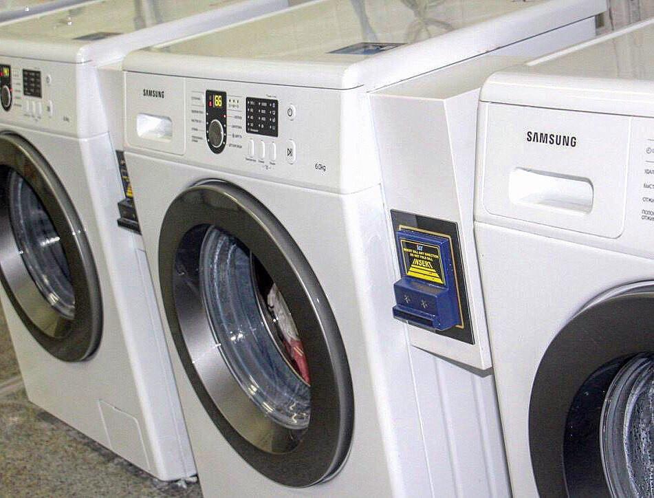 Ландромат купить стиральная машина с купюроприемником