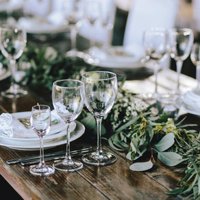 Answer these questions before choosing your vegan wedding menu!