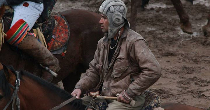 Buzkashi, Tajikistan, April 2015