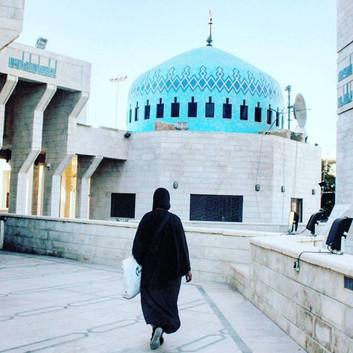 Samia Prays