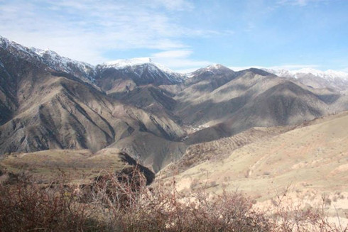 Tajik Landscapes