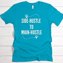 Map-Side Hustle to Main Hustle