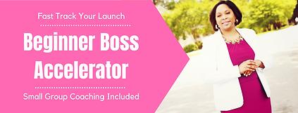 Beginner Boss Accelerator