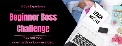 Beginner Boss Challenge