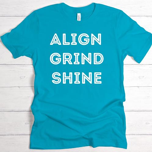 Align - Grind - Shine