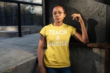 Teach & Hustle Retro