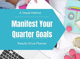 Manifest Quarter Goals.png