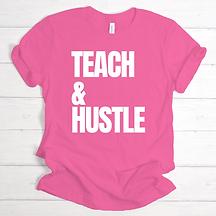 Signature Teach & Hustle