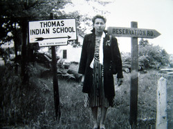 "Rosetta ""Thomas Indian School"""