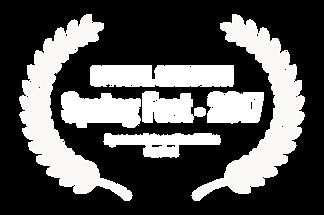 Springfest 2017, Syracuse International Film Festival - festival laurel