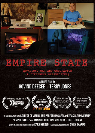 Empire State, film, dvd, rent, purchase, buy, Terry Jones, Govind Deecee