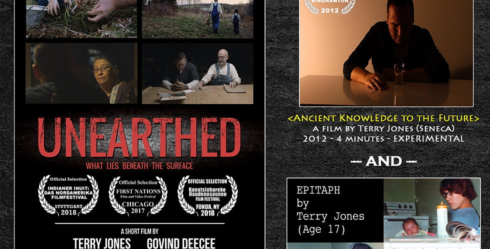 Unearthed - DVD