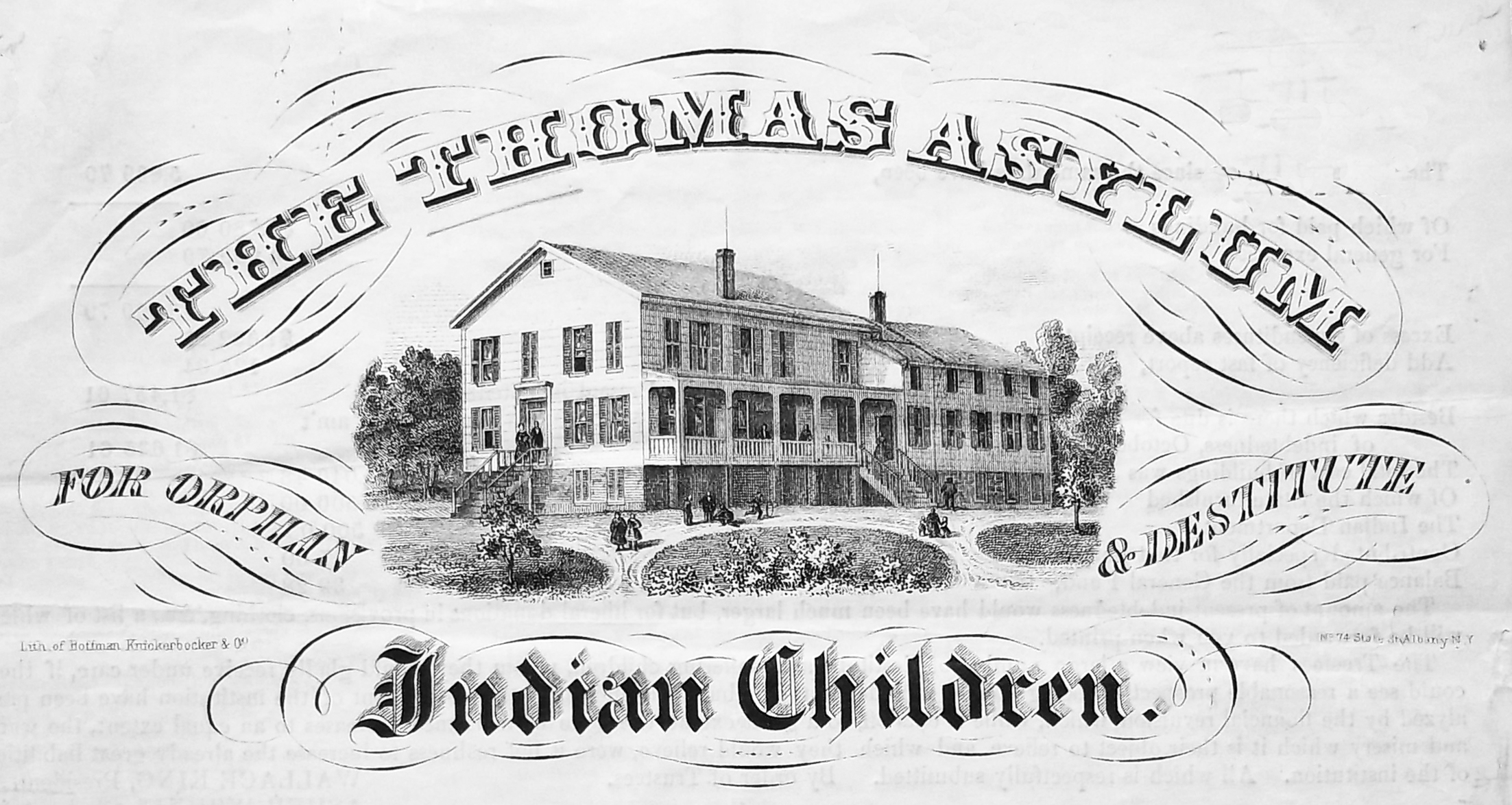Thomas Indian School