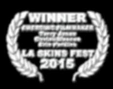 LA Skins Fest, Film Festival, Emerging Filmmaker, Award Winner, Give and Take