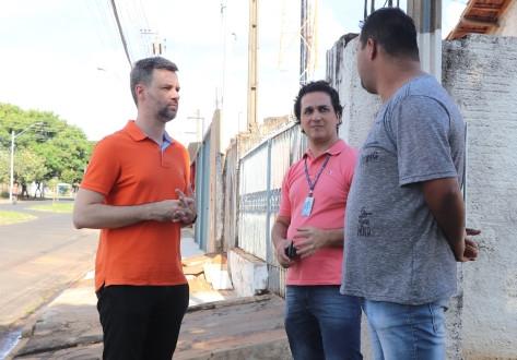 Vereador acredita no projeto 'Adote o Verde'