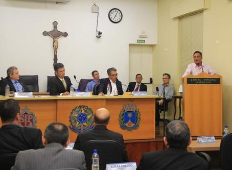 Diversos projetos são votados na primeira Sessão Ordinária do ano