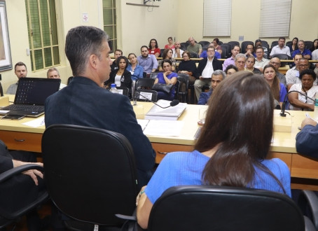 Atuação do Comitê Municipal de Gestão Democrática é tema de Audiência Pública