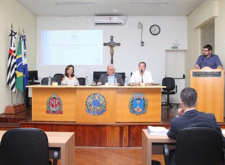 Câmara Municipal promove Audiência Pública de prestação de contas