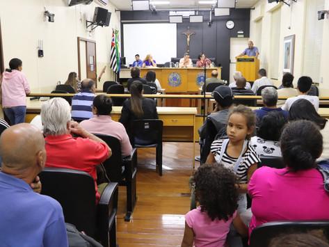Programa Lote Urbanizado é tema de nova Audiência Pública