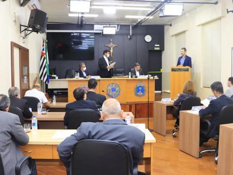 Após representação de vereadores, Câmara aprova lei que corrige uso de área institucional