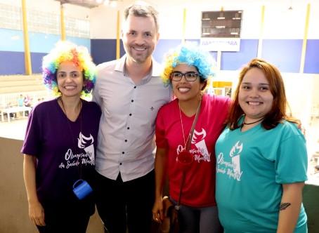 Olimpíadas de Saúde Mental integram serviços de Araraquara