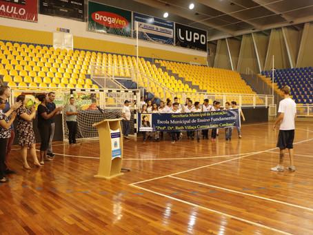 Legislativo participa da abertura da 19ª edição do Jocoara