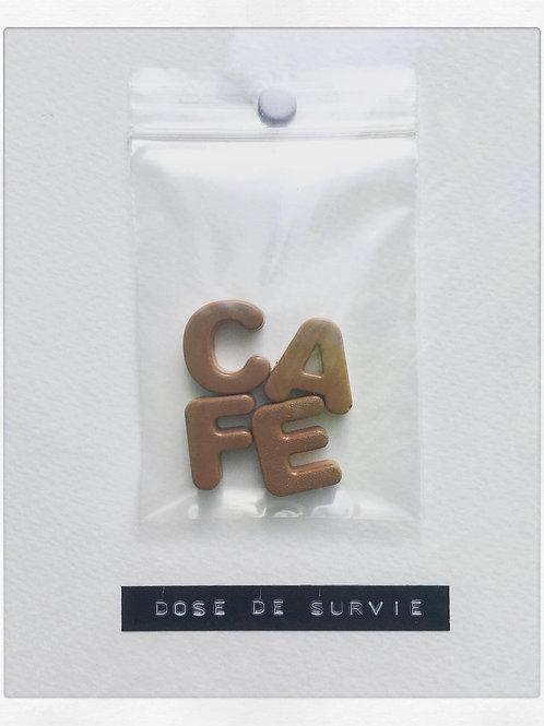 DOSE DE SURVIE CAFE