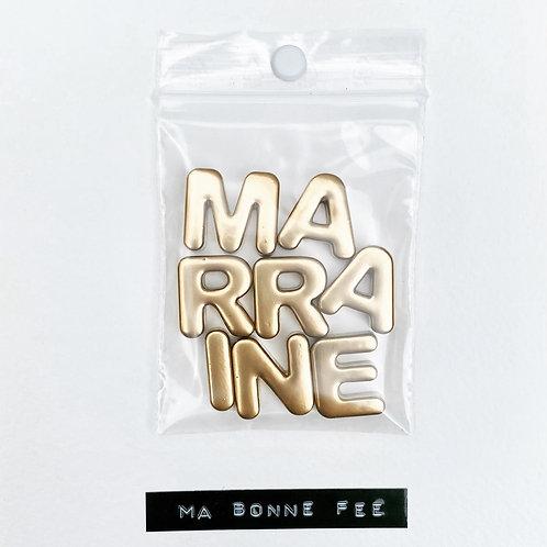 MA BONNE FÉE