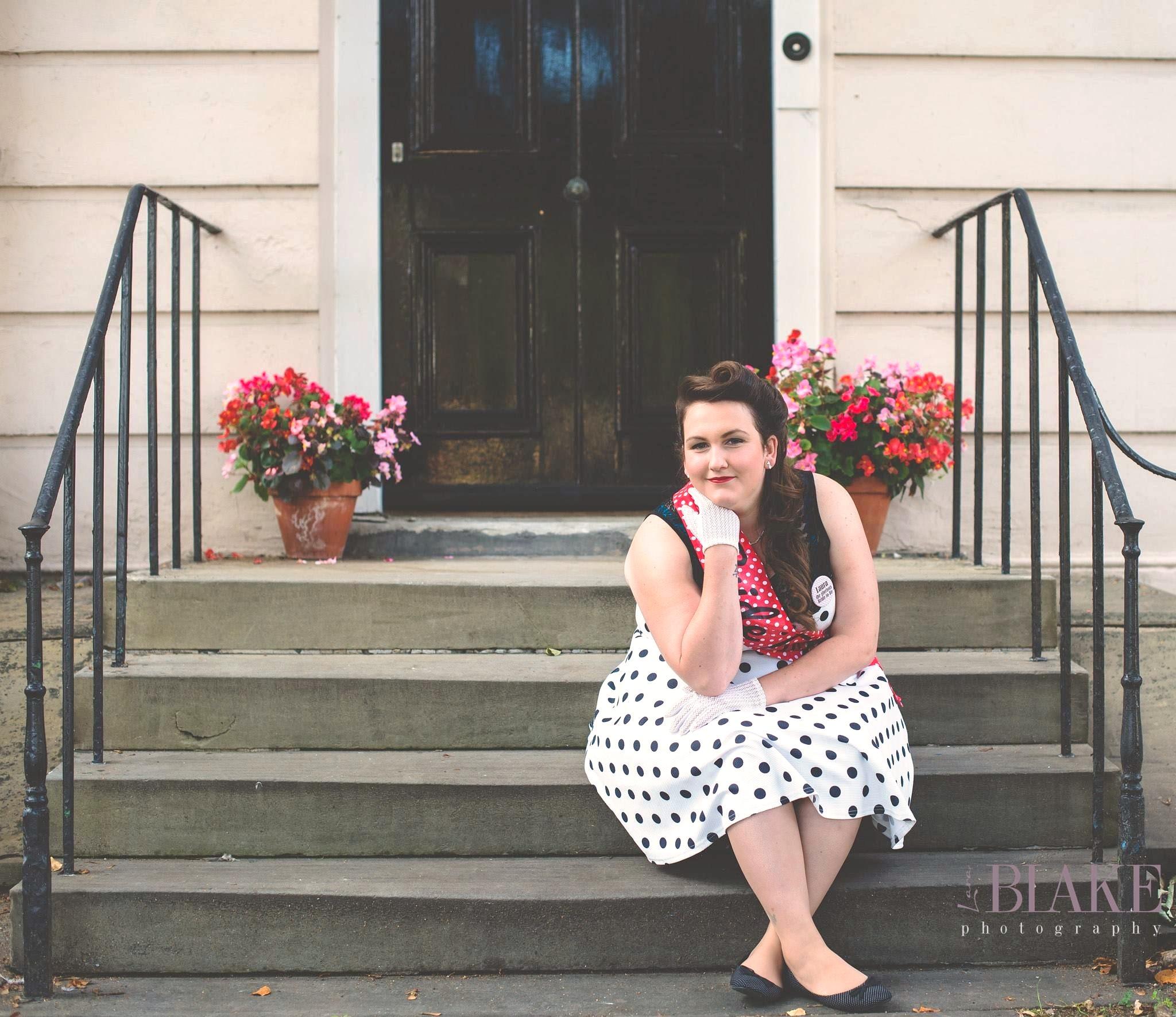 Lara Blake photoshoot