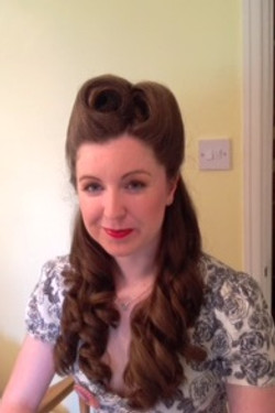 Hair styling - you choose the era
