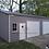 Thumbnail: 22' x 30' x 10' Vertical Roof Garage