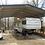 Thumbnail: 20' x 35' x 10' Regular Roof Camper Cover