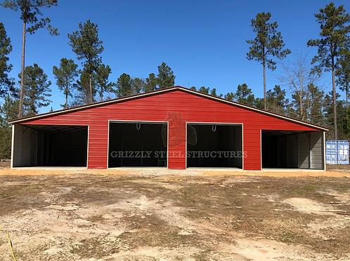 54'W x 30'L x 10'H Red Seneca Barn