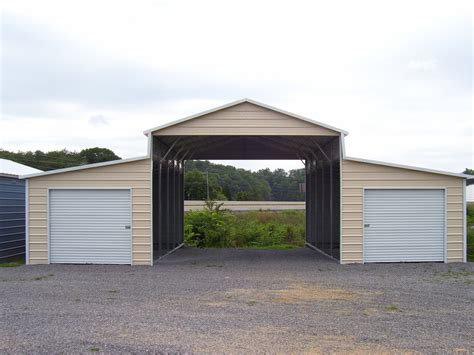 42' x 25' x 12' A-Frame Horizontal Roof Barn