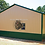 Thumbnail: 42' x 45' x 14' All-Vertical Garage with Lean-To