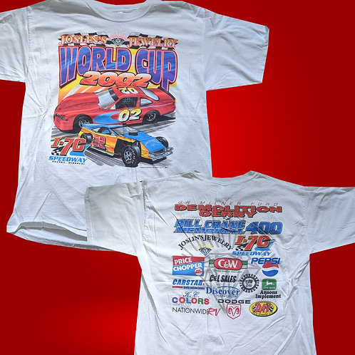 Vintage 2002 World Cup I-70 Speedway