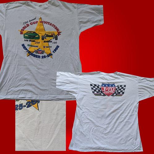 Vintage 1998 World Cup I-70 Speedway