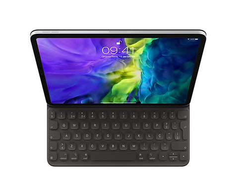 Smart Keyboard Folio for 11-inch iPad Pro (2nd generation) - Portuguese