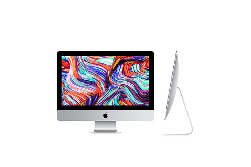 21.5-inch iMac with Retina 4K display: 3.6GHz quad-core 8th i3