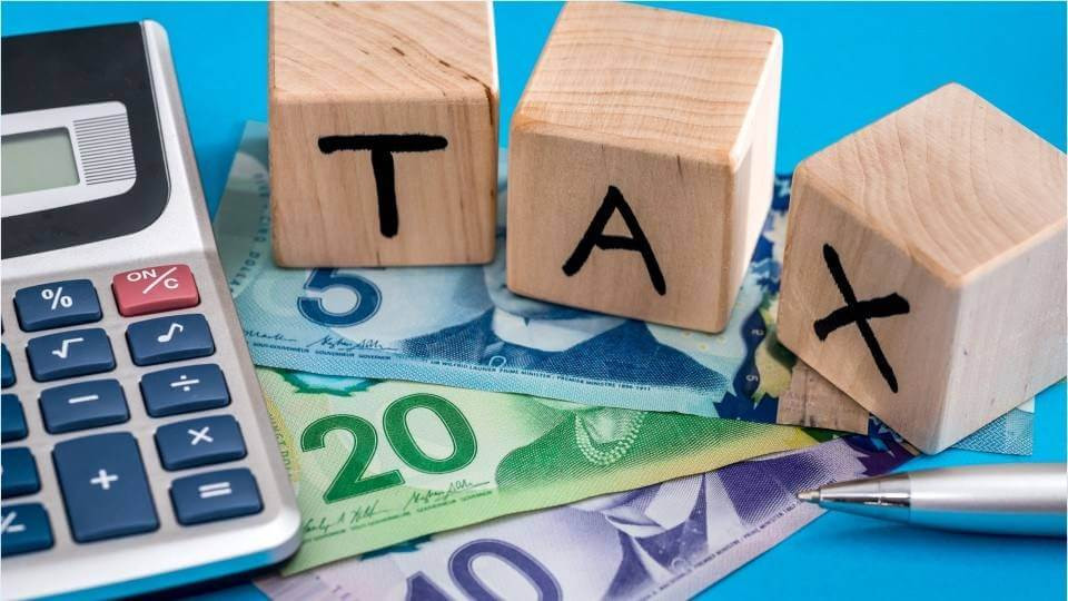 Common Canadian Tax Mistakes Calculator Tax Canadian Money