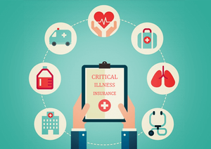 Critical illness insurance financial planning