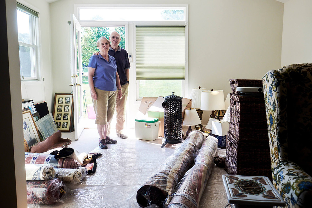 Spring Cleaning Retirement Minimalism