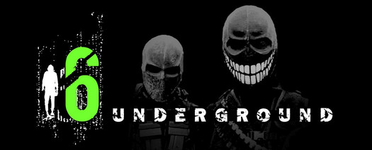 """""""6 UNDEGROUND"""""""