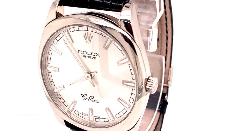 Rolex Cellini 18K Men's Watch