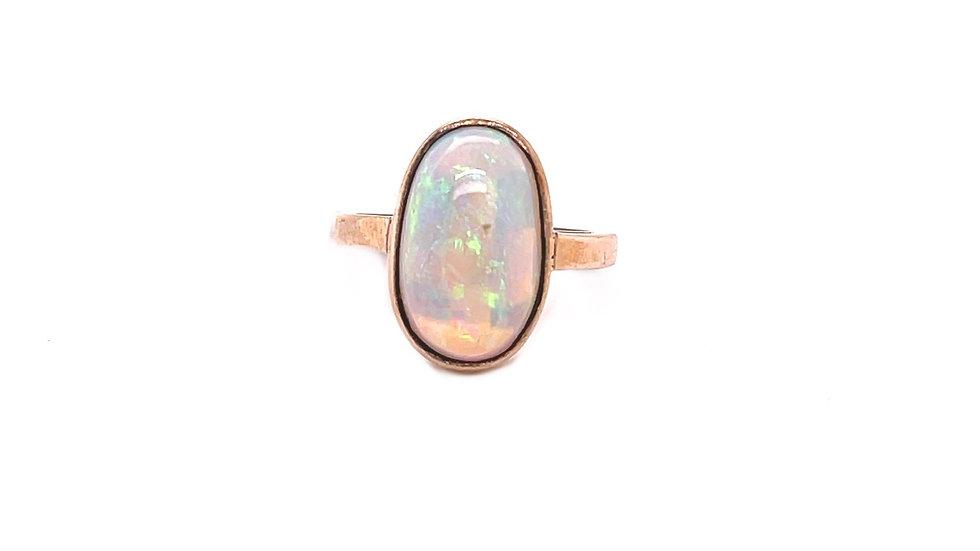 9K Opal Ring