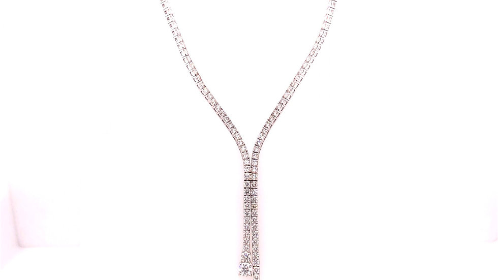 14K Diamond Rivera Necklace