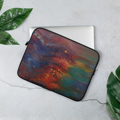 """Ride the Wave"" Laptop Sleeve"