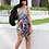 """Thumbnail: """"Chaos"""" Women's Racerback Dress"""
