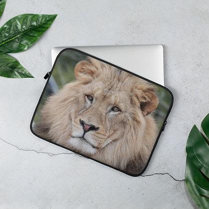 """The Lion Wakes"" Laptop Sleeve"